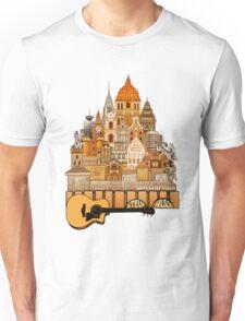 Different Town Unisex T-Shirt