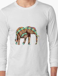 Walk Like an Elephant Long Sleeve T-Shirt