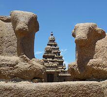 Mamallapuram by Glen O'Malley