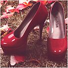 Red Shoes by Shane Gallagher