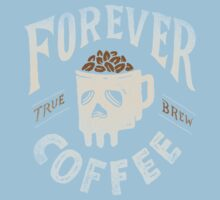 Forever Coffee One Piece - Short Sleeve