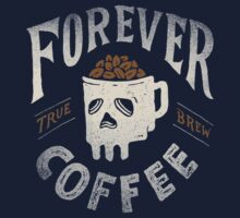 Forever Coffee Kids Tee