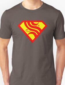 Superman Comics Logo - Chicano Street Style Art T-Shirt