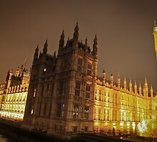 Houses of Parliment by DavidONeill