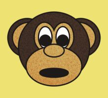 Monkey Face Kids Clothes