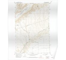 USGS Topo Map Washington State WA Appledale 239837 1966 24000 Poster