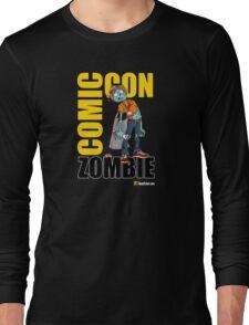 Comic-Con Zombie Long Sleeve T-Shirt