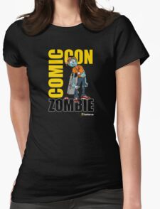 Comic-Con Zombie Womens Fitted T-Shirt