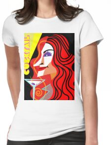 hipster II Womens Fitted T-Shirt