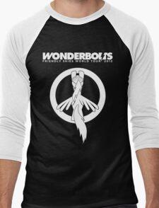 Peace Through Air Superiority Men's Baseball ¾ T-Shirt