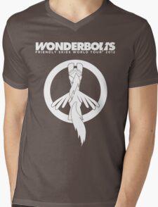 Peace Through Air Superiority Mens V-Neck T-Shirt