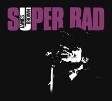 James Brown SUPERBAD by Bradley John Holland