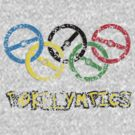 Vintage Pokelympics by mininsomniac