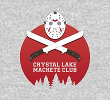 Crystal Lake Machete Club Unisex T-Shirt