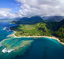 The North Shore of Kauai by thatche2