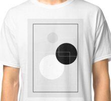 Grey Circles - 1 Classic T-Shirt