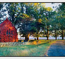 Going to the Chapel, Gostwyck NSW by Chris Munn
