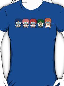 Mekkachibi Voltron Crew T-Shirt