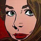 After Lichtenstein 3 by Ken Eccles