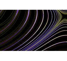 Curve Art Photographic Print