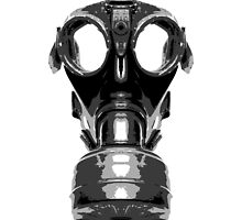 Gas Mask by MikeTheGinger94