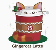 Purrista Pawfee: Cute Christmas Coffee Cat One Piece - Short Sleeve