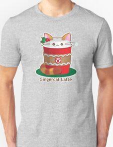 Purrista Pawfee: Cute Christmas Coffee Cat T-Shirt