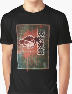 The weak are meat Graphic T-Shirt