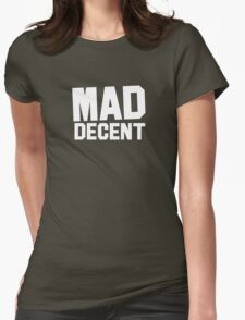 Mad Decent - black & white T-Shirt