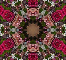 Kaleidoscope Summer Bouquet by Gillian Cross