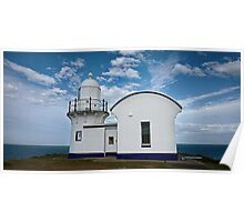 Tacking Point Lighthouse  ~  Port Macquarie NSW Poster