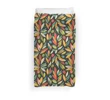 Olive branches Duvet Cover