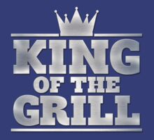 King of the Grill - Metal by KRDesign