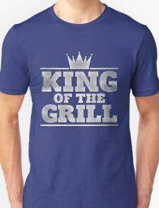King of the Grill - Metal T-Shirt