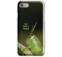 Your Phone Is Ringing! [iPhone, iPod Case] iPhone Case/Skin