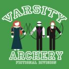 Varsity Archery (Fictional Division) by clockworkmonkey