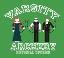 Varsity Archery (Fictional Division) T-Shirt