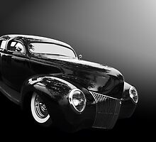 39 Ford sedan by WildBillPho