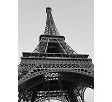 Eiffel Tower Photographic Print