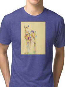 Foal Jip Tri-blend T-Shirt