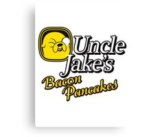 Unclee Jake's Canvas Print