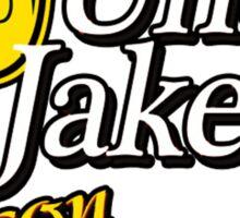 Unclee Jake's Sticker
