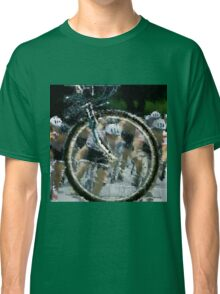 Bicycle Tour en France, Giro, race Classic T-Shirt