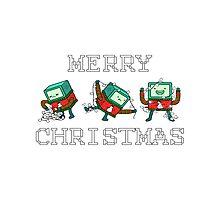 Merry Christmas - BMO Photographic Print