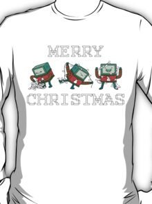 Merry Christmas - BMO T-Shirt
