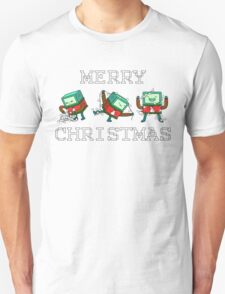 Merry Christmas - BMO Unisex T-Shirt