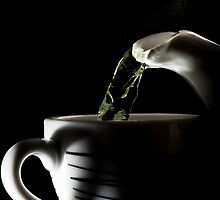 I Love Tea by Robby Ticknor