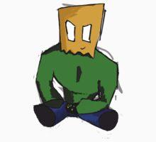 Gaming Hulk by mshorts0305
