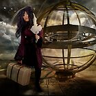 The Time Traveler by pattipics
