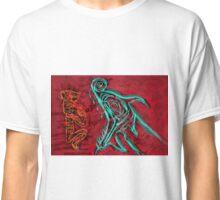 Mink versus The Sea Serpent Classic T-Shirt